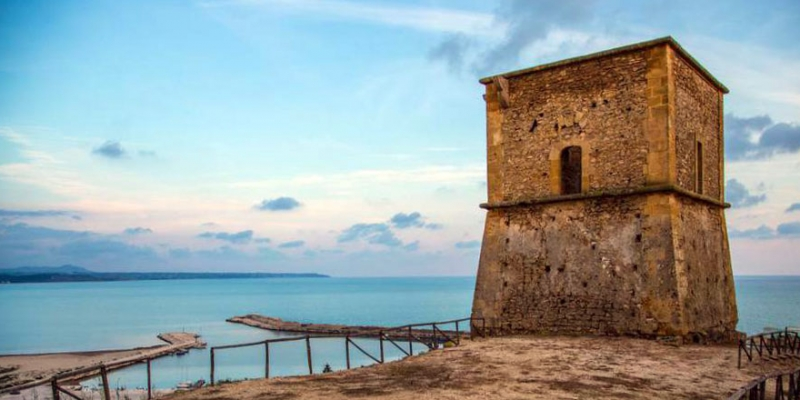La Torre, le spiagge e la riserva