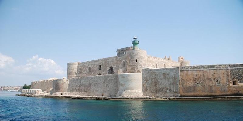Castello Maniace e Castello Eurialo