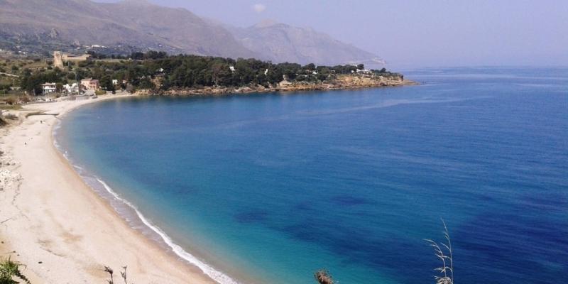 Spiaggia di Guidaloca - Scopello