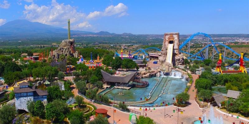 Parco divertimenti Etnaland