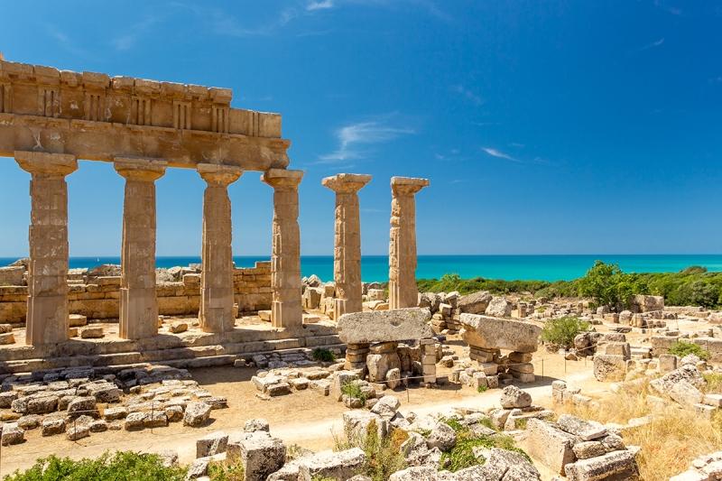 Parco archeologico di Selinunte e Castellammare