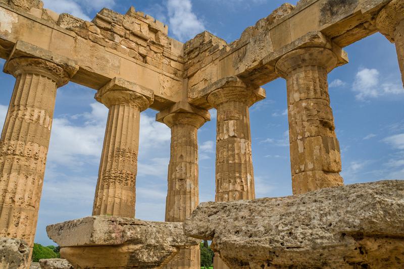 Parco archeologico di Selinunte e Castelvetrano