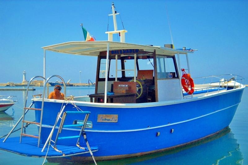Minicrociera Favignana e Levanzo in barca esclusiva